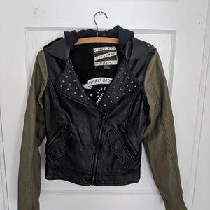 Glamour Kills Hooded Jacket